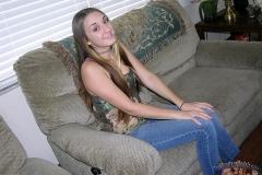 amateur teen stripping