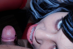 teen amateur cosplay nude vampire