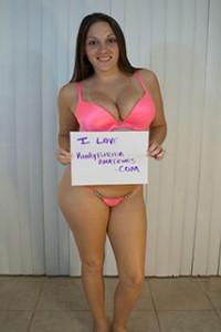 Meliane - Big Boob Amateur Porn