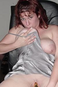 Shirley - Kinky Amateur BBW Milf Porn